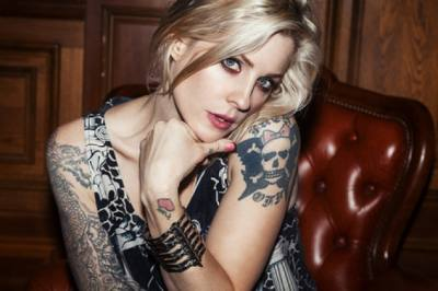 Videoklip Brody Dalle Don't Mess With Me