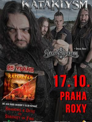 Kataklysm (CAN), Graveworm (ITA)