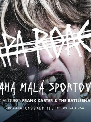Papa Roach (USA) + Frank Carter & The Rattlesnakes (UK)