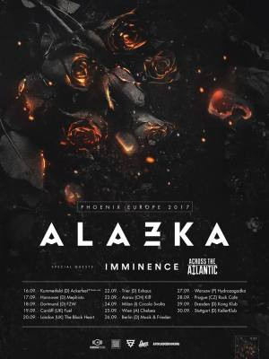 Alazka (SRN) + Imminence (SWE) + Across The Atlantic (USA)
