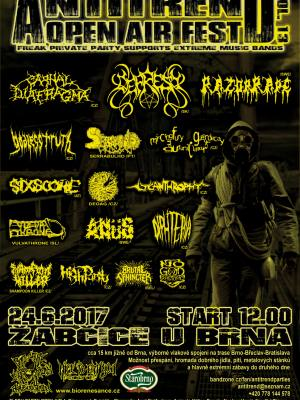 ANTITREND OPEN AIR FESTIVAL 2017