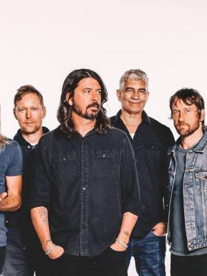 Foo Fighters + Red Fang
