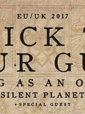 Stick To Your Guns + Being As An Ocean + Silent Planet + Support
