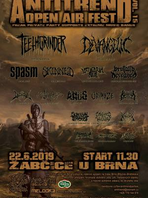 ANTITREND OPEN AIR FESTIVAL 2019