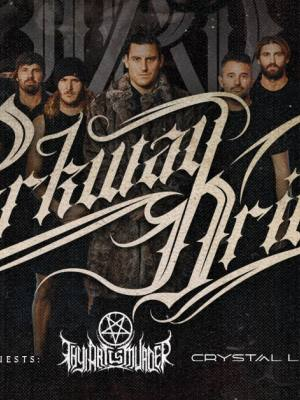 Parkway Drive, Thy Art Is Murder a Crystal Lake v Bratislavě