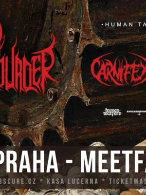 Thy Art Is Murder, Carnifex, Fit For An Autopsy, Rivers of Nihil, I AM