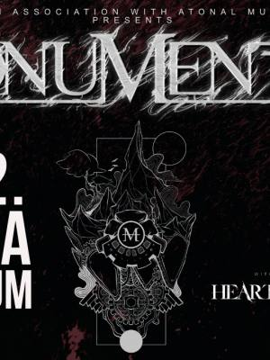 Monuments / Heart of A Coward + Support