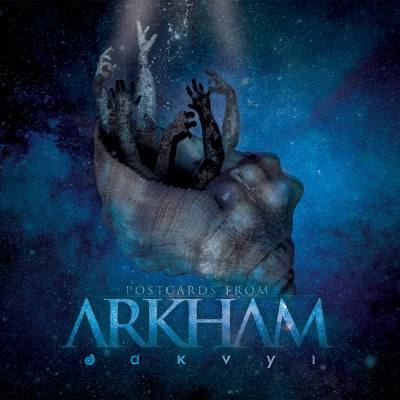 RECENZE: Postcards From Arkham - Øakvyl (2019)