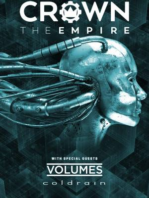Crown The Empire (US), Volumes (US), Coldrain (JAP)