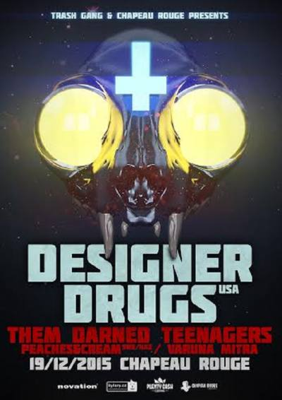 TRASH GANG presents: DESIGNER DRUGS (USA)
