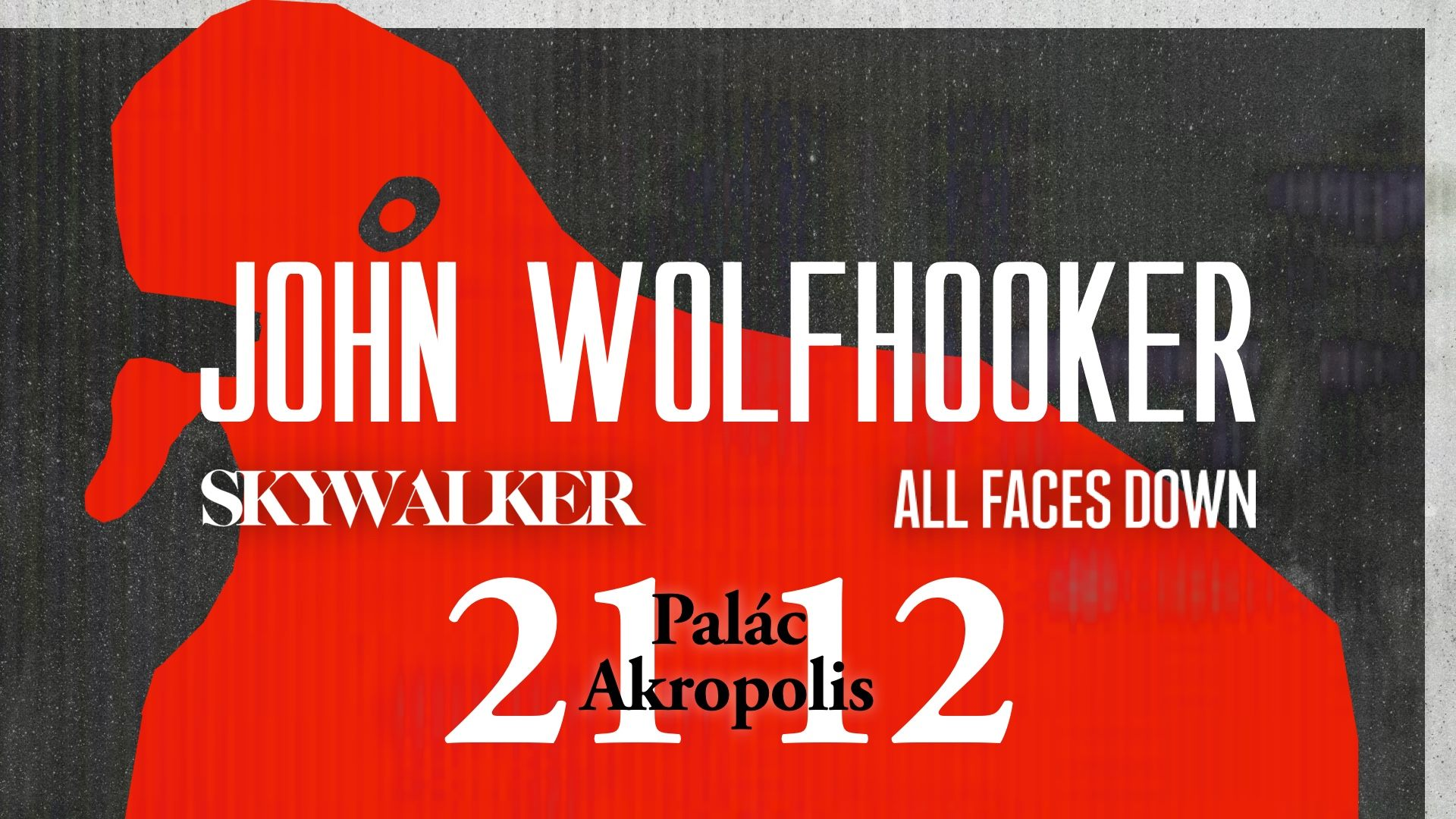 JOHN WOLFHOOKER, SKYWALKER, ALL FACES DOWN (AT)